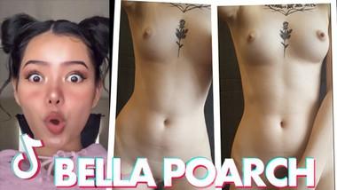 TikTok Challenge Bella Poarch Challenge (Show Tits)