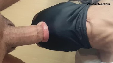 POV My best blowjob ever. I get my throat fucked and swallow his cum. Closeup. Multi angle