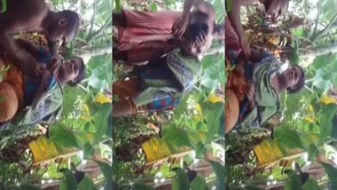 Bangladesi outdoor sex scandal MMS video