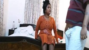 Desi Bengali Bhabhi blowjob to her hubby's boss