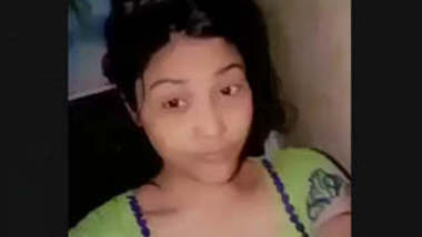 Beautiful Cute Bangladeshi Girl Showing Make Video for Bf