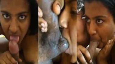 Tamil Couple BJ sex caught on cam video