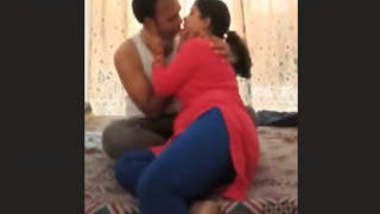 Priya Bhabhi Enjoying with Other Man while hubby Recording New Clip Must Watch Guys