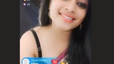 Telugu Bhabi Hot Sexy Tango live