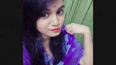 English Student of BAUST, Nujhat Tabassum Priyanka from Dinajpur