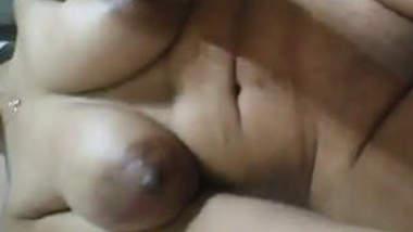 Big Booby Desi Babe Fingering