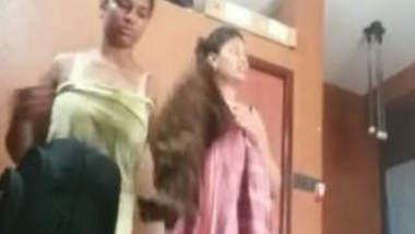 Hyderabad PG Girls Room Dress Change Leaked