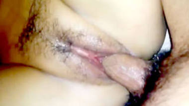 Desi cute girl tight pussy fucking and cum on pussy