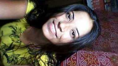 Rekha aunty bathing video