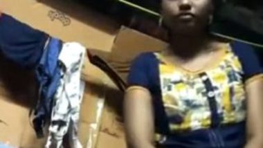 Indian wife solo dress change video