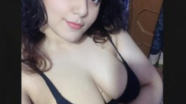 Beautiful Girl big boobs show Lover crazy Selfie