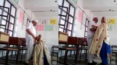 pakistani school headmaster doing sex with his young female teacher