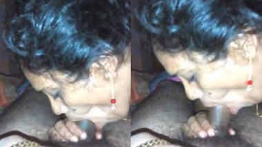 Delhi aunty sucking like lollipop