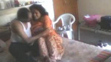 neelima Playing with Husbands elder brother