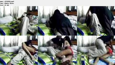 Indian sex scandal mms of sexy bhabhi with neighbor