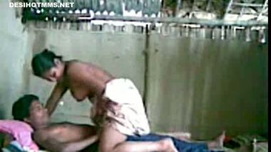 Village aunty rides cousin brother's erected dick