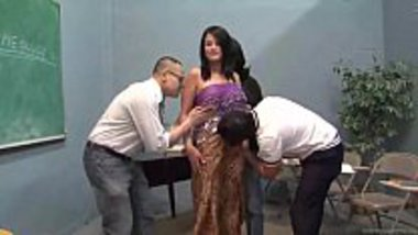 Group sex video of Indian girl hot sexual masti game with NRI guys