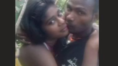 Desi couple in jungle 2 clips