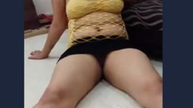 Telugu aunty chut show