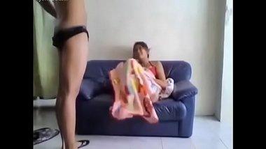 Desi Wife Having Sex With Servant