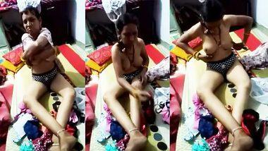 Desi XXX village bhabi home fuck video after fucking