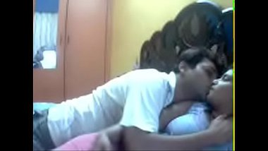 South Indian aunty making love on a webcam