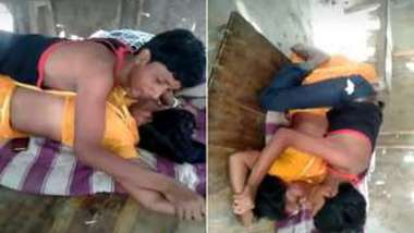 Female is too weak to resist man from India kissing her XXX lips