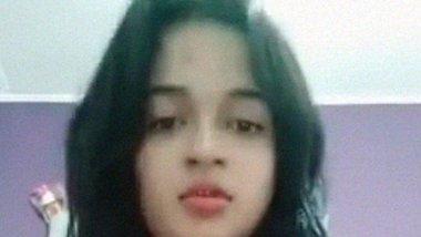 Indian Selfie Masturbate for BF video
