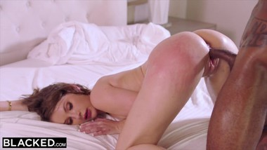 BLACKED She will do anything BBC