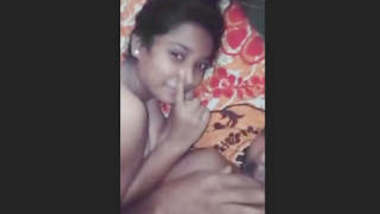Sexy Desi college girl sex mms leaked